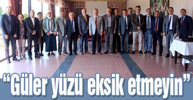 Başhekimler Pamukova'da toplandı
