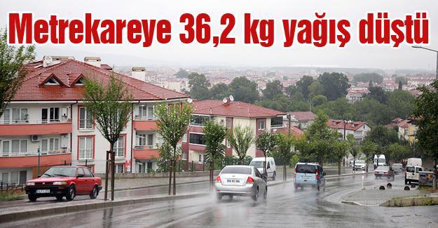 Ekipler 24 saat yağmur nöbetinde