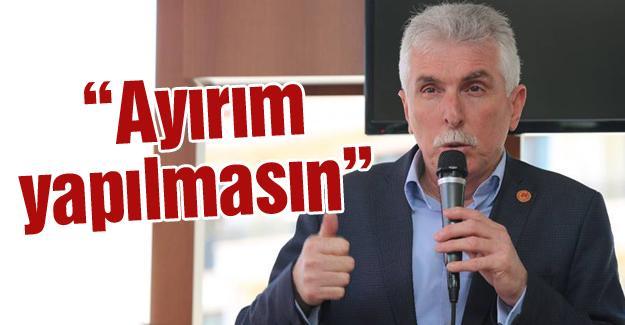 Erdem YSK'nın 347 Nolu kararını düzeltmesini istedi