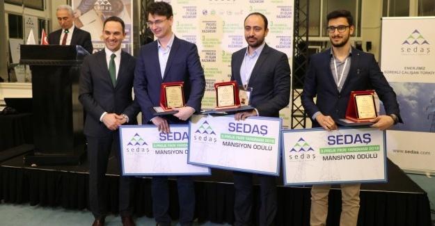 Proje Fikri yarışması ödül töreni yapıldı