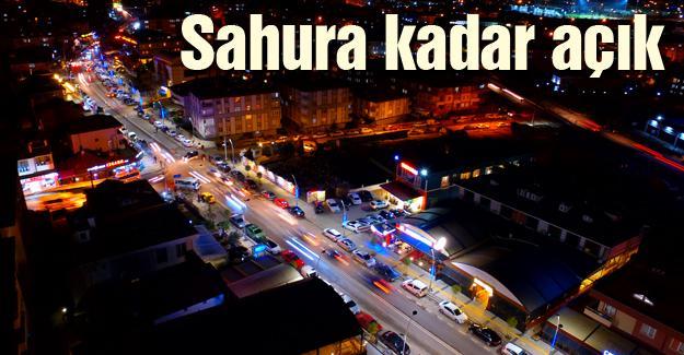 Serdivan'da işyerlerinin kapanış saatleri belirlendi