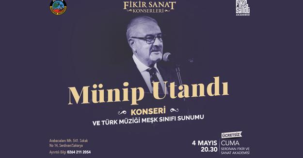Serdivan'da konserler hız kesmeden devam ediyor