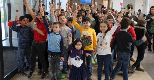 12 bin 300 öğrenci SGM'ye misafir oldu