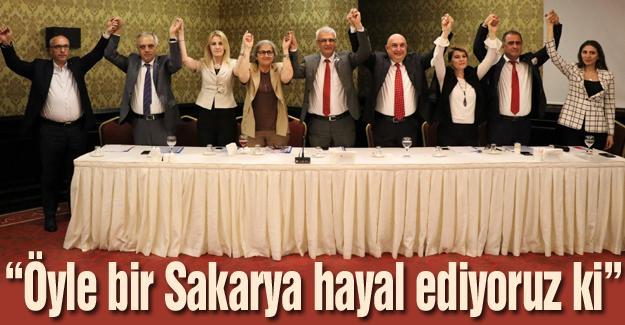 CHP'nin Milletvekili adayları tanıtıldı