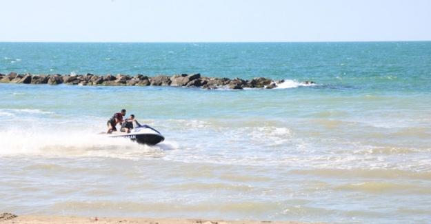 Karadeniz sahilleri Büyükşehir ile güvende