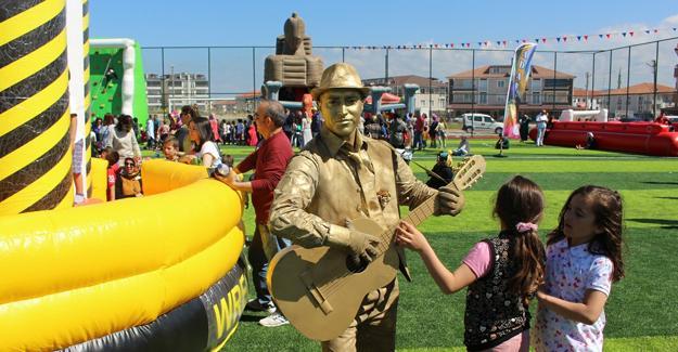 Karasu'da 2. Şirin Çocuk Festivali başlıyor