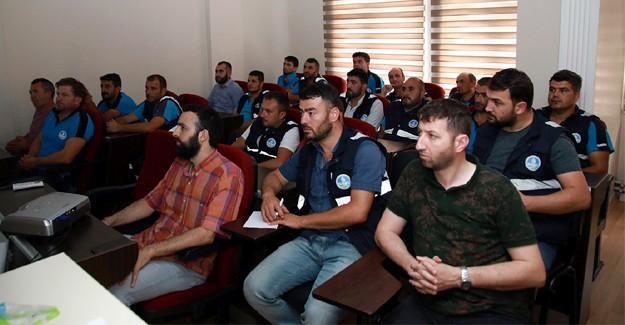 SASKİ'de oryantasyon eğitimleri devam ediyor