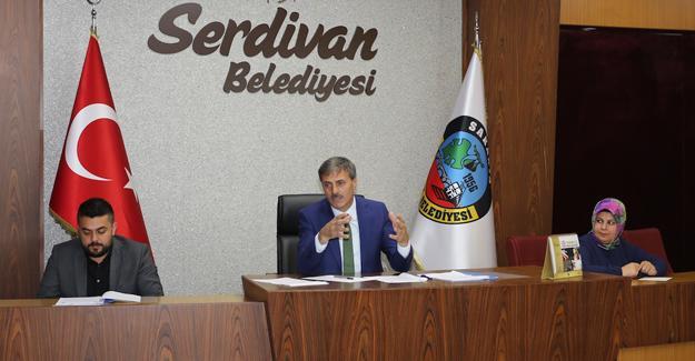 Serdivan Meclisi Cumhurbaşkanı için alanda olacak