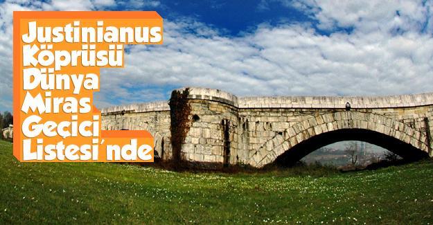 Serdivan'dan Dünya Mirası listesine