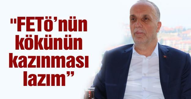 TÜRK-İŞ Genel Başkanı Atalay gündemi değerlendirdi