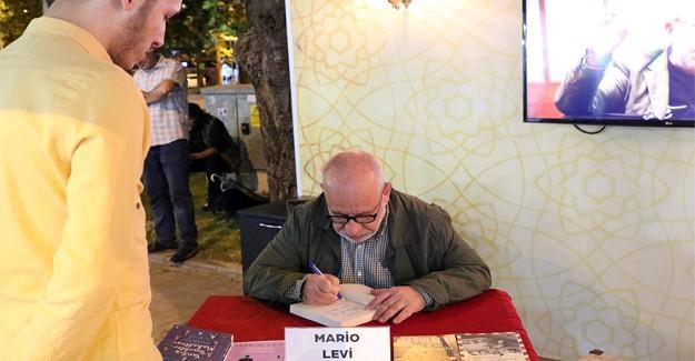 Yazar Mario Levi Sakarya'da