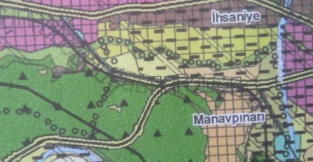 Acarlar Longozu'ndan tren hattı geçecek