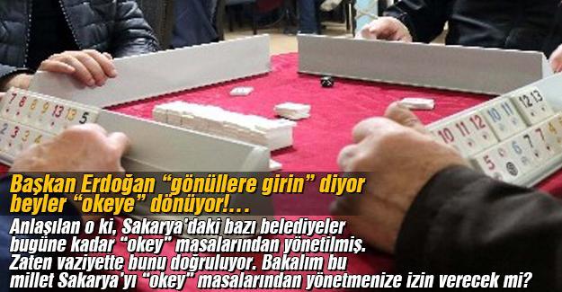 """Başkan Erdoğan """"gönüllere girin"""" diyor beyler """"okeye"""" dönüyor!..."""