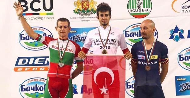Büyükşehirli sporcu Balkan Şampiyonu