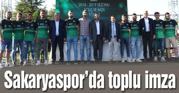"""""""Sakaryaspor'un şampiyonluğuna inancımız tam"""""""