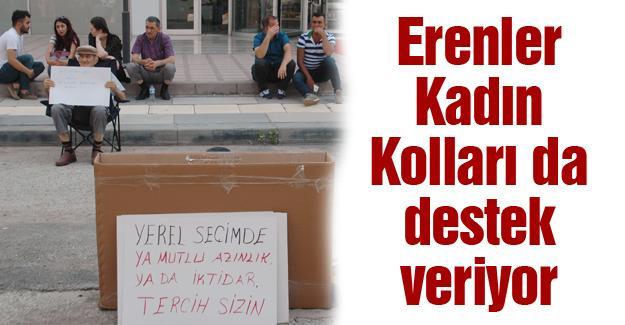 CHP önünde Kurultay protestosu sürüyor