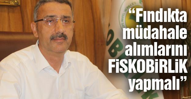 FİSKOBİRLİK Başkanı Bayraktar'dan açıklama
