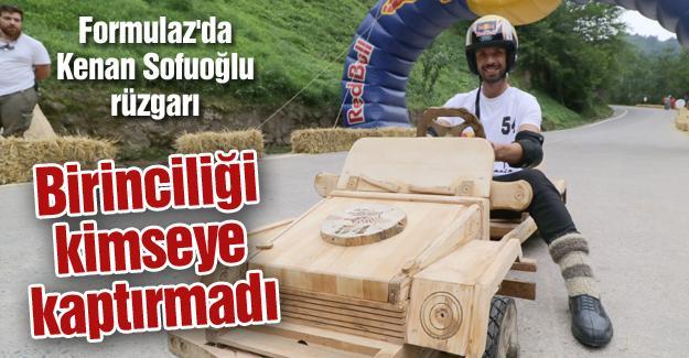 Formulaz'da Kenan Sofuoğlu rüzgarı