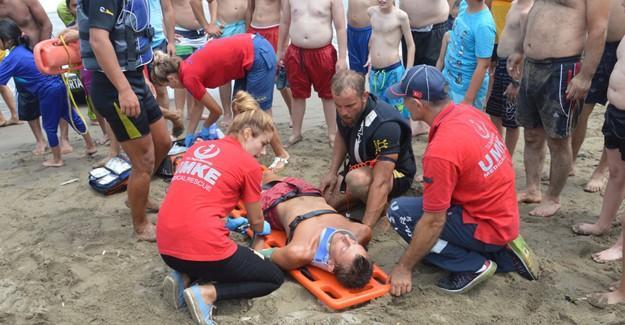 Günde yaklaşık 30 kişi boğulma tehlikesi geçiriyor