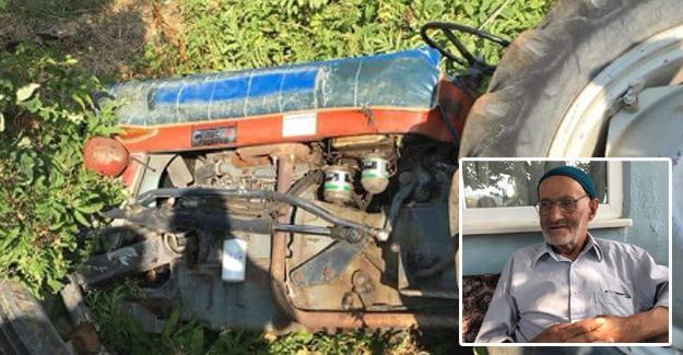 İHL Müdürü Bulut'un babası kaza yaptı