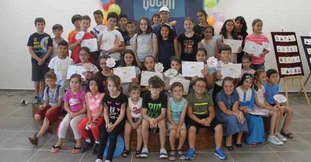 SÇA Öğrencileri mutluluklarını paylaştı