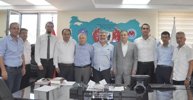 Türk Ulaşım-Sen'de yeni başkan Ali Azem Fındık