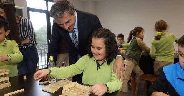 Başkan Alemdar'da yeni eğitim öğretim yılı mesajı