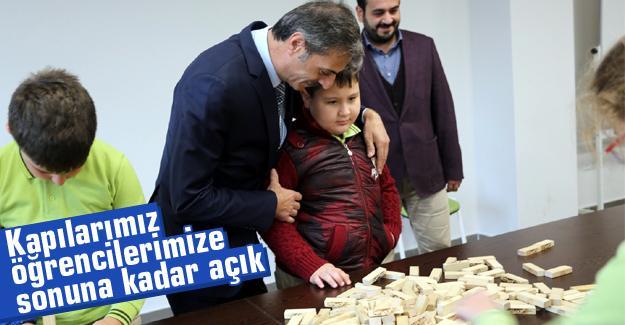 Başkan Alemdar YKS sonuçlarını değerlendirdi