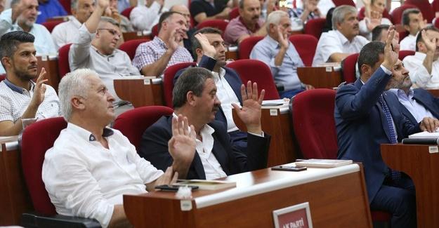 Büyükşehir Meclisi 79 maddeyi görüşecek
