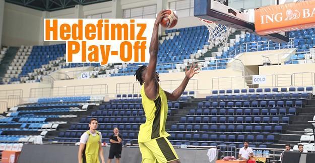 Büyükşehir Basket çalışmalarına Sakarya'da devam ediyor