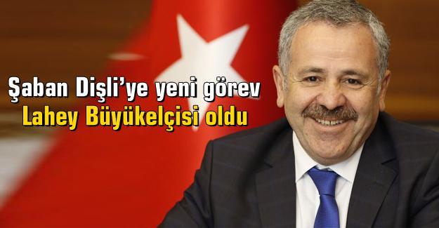 Şaban Dişli'ye yeni görev