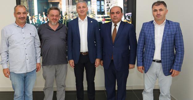 TISİAD Türk iş adamlarını Irak'a yatırıma davet etti