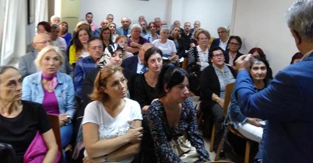 CHP Sakarya İl Örgütünde eğitim
