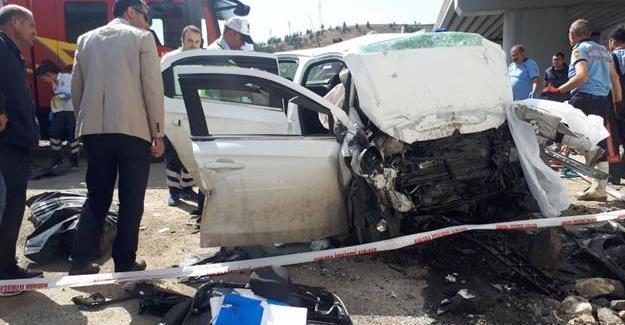 Eylül ayında 383 kaza meydana geldi