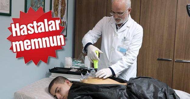 Hekimler için kupa ve sülük eğitimi başlıyor