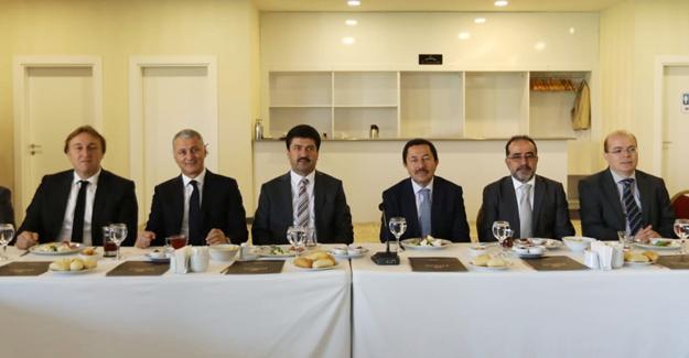 İl Ekonomi ve Değerlendirme Toplantıları yapıldı