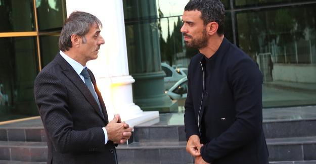 Milletvekili Sofuoğlu Başkan Alemdar'ı ziyaret etti