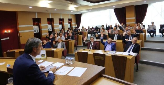 Serdivan Belediyesi Ekim ayı meclis toplantısı yapıldı