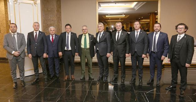 Ankara'da #şifremiz54 için bir araya geldiler