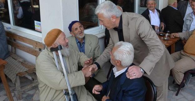 """Başkan İspiroğlu; """"Karasu'da yüzler gülüyor"""""""