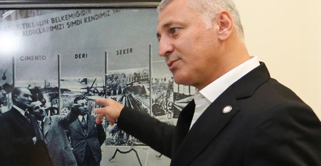 Başkan Altuğ'dan 10 Kasım mesajı