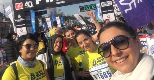 SEDAŞ, 40. İstanbul Maratonu'na katıldı