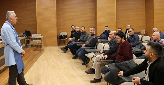 Aile içi iletişim seminerleri devam ediyor