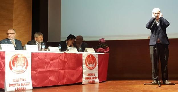 Anadolu İHL'ler arası Ezan Okuma Yarışması yapıldı