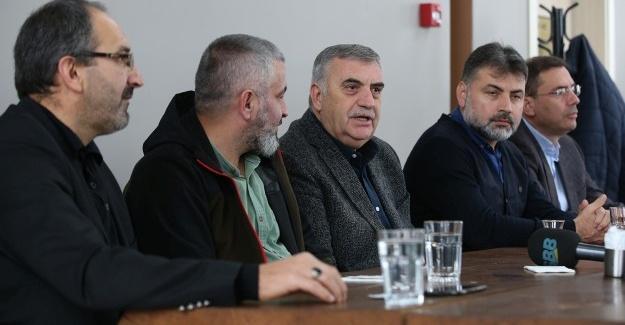 Başkan Toçoğlu STK temsilcileriyle buluştu