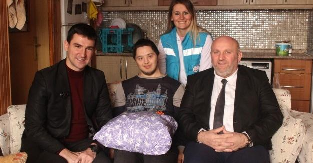 Ferizli'de Engelliler Günü kutlandı