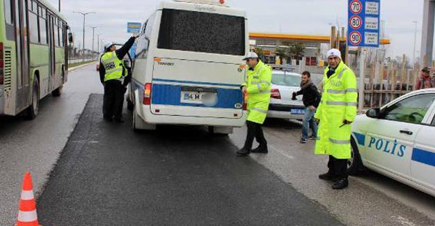Kasım ayı trafik raporu açıklandı