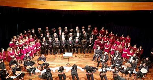 Sakarya Halk Müziği Derneği'nden Kış Konseri