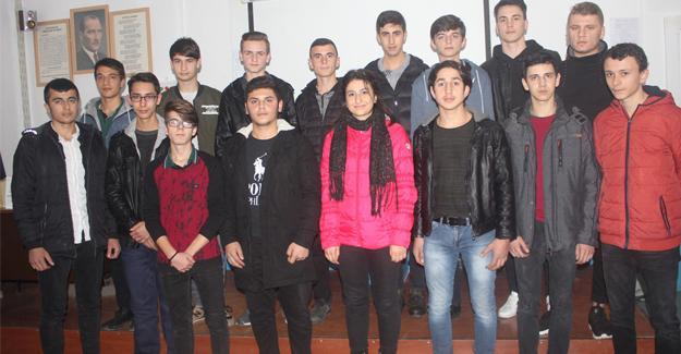 Fatih Meslek Lisesi öğrencileri Çekya ve Avusturya'ya gitti
