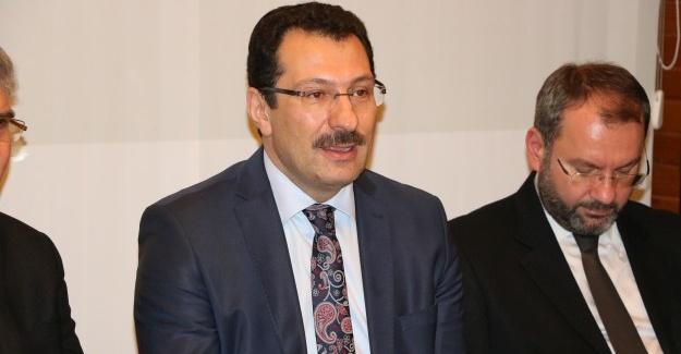 Milletvekili Yavuz Tank Palet Fabrikası hakkında konuştu